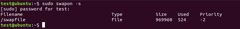 How to Add Swap space on Ubuntu