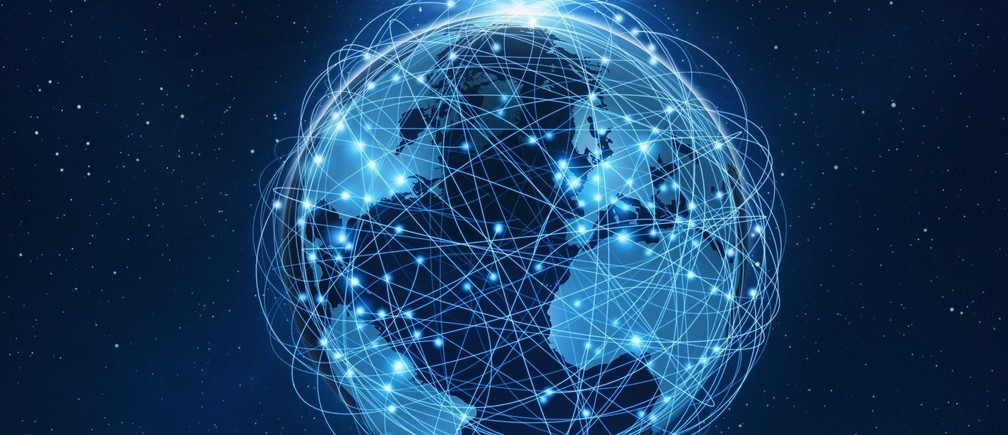connecting the world through the internet